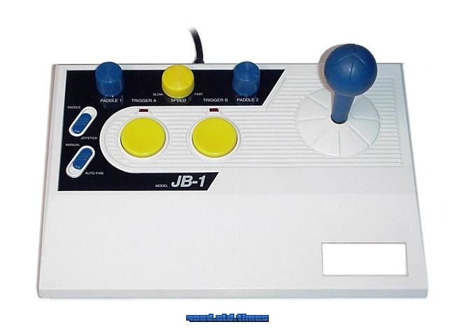 Jb joy board multifunction control stick pour sega master system